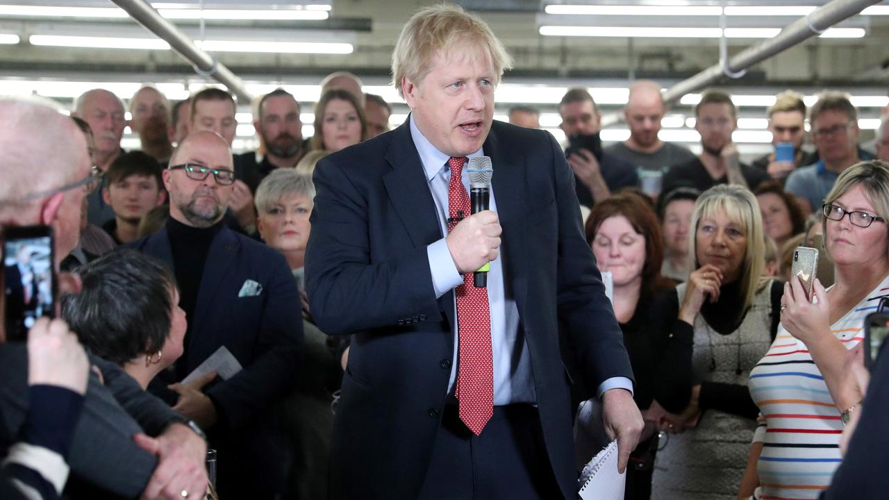 UK Prime Minister Boris Johnson has declared victory in the UK general election and vowed Britain will leave the EU on January 31.
