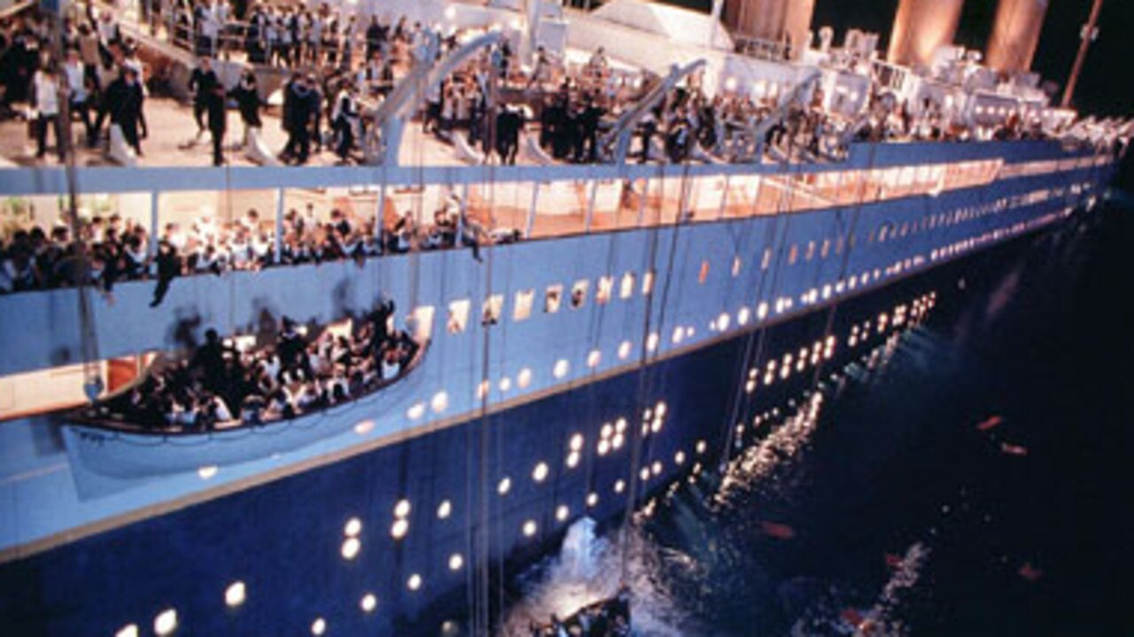 The events were profiled in the blockbuster 1997 film Titanic.
