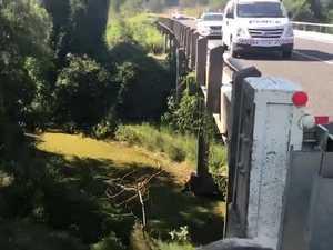 Emergency crews on scene of Mary valley crash