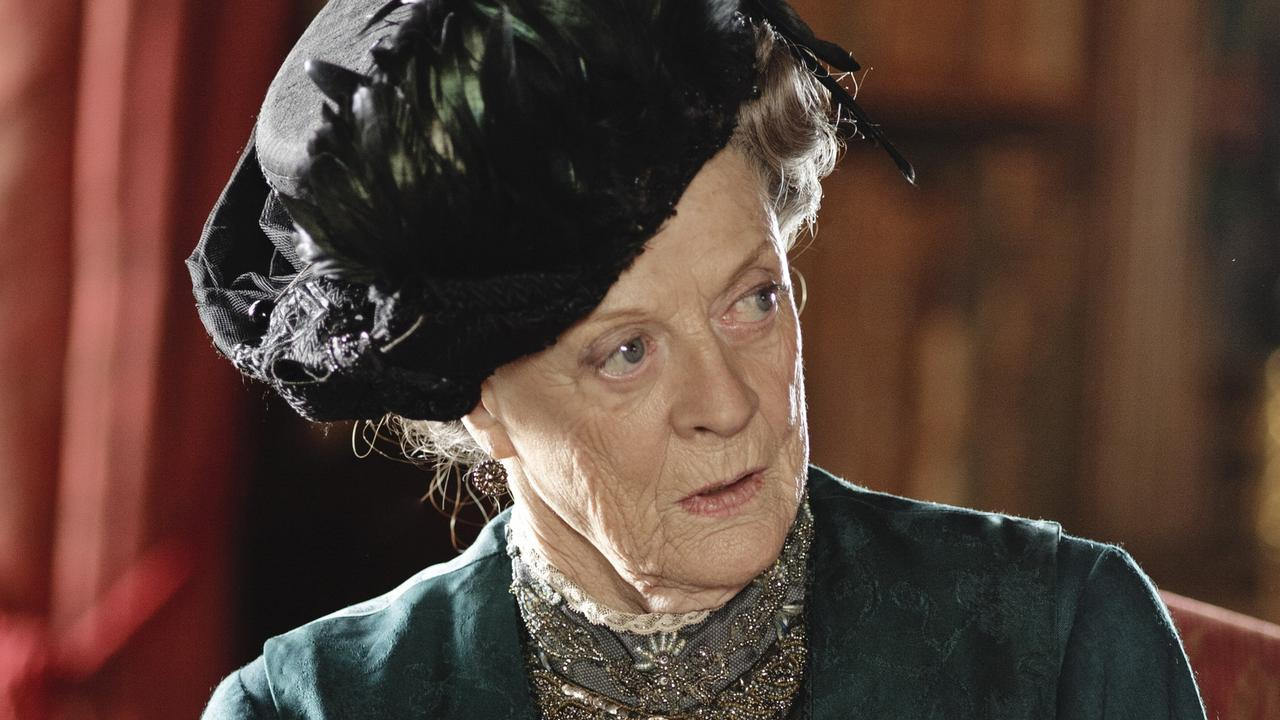 "It may be one of her most iconic roles, but Maggie Smith says she found playing Downton Abbey's Violet Crawley ""unsatisfying""."