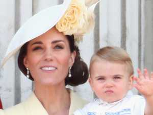 Kate reveals Prince Louis' adorable habit