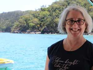 Whitsunday shark attack survivor shares recovery journey