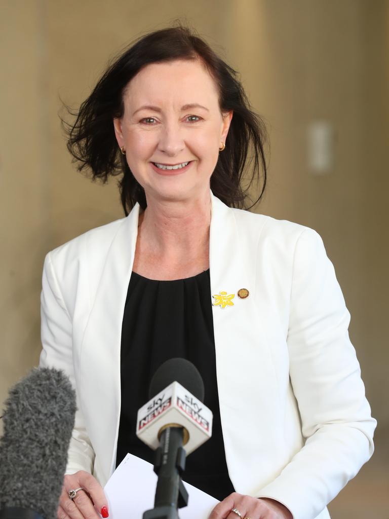 Attorney-General Yvette D'Ath.