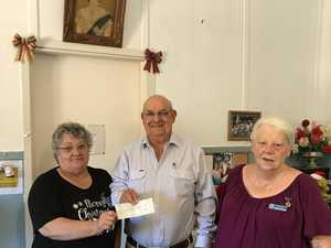 Race club gives back to local QCWA