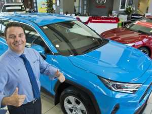 News Corp's Car of Year a popular choice in Toowoomba