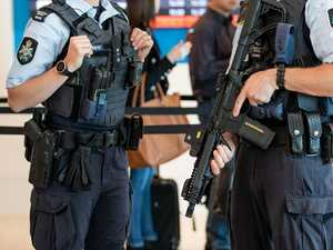 Military-style assault rifles for Coast cops