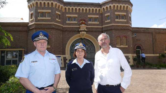 Tears shed as Grafton jail staff confront job losses