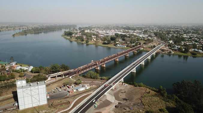 GRAFTON BRIDGE: Engineering marvel to open for community day