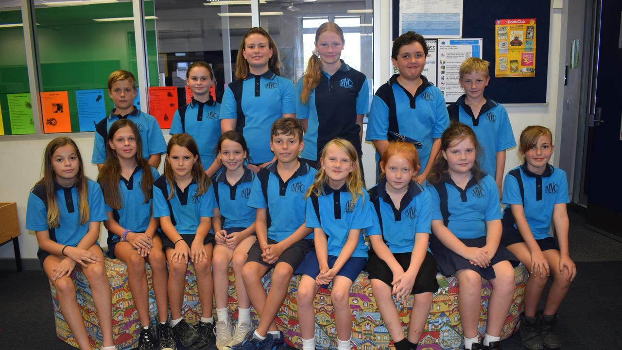 TOP ACHIEVERS: (BACK) Liam Greer, Rose Flower, Paton Rozynski, Chloe Schonknecht, Reilley Hodgins and Angus Fraser (front) Mekaylah Masteika, Emily Rose Strachan, Montana Wolgast, Samantha Gill, Jack Graham, Sorcha Donna-Harling, Alyssa Carrol, Libby Wall and Ameila Cross from years 3, 5 and 7 at Mary Valley State College. The P10 Imbil schools was the most improved in the last five years out of