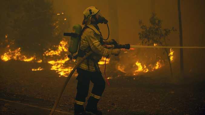 UPDATE: Orara fire under control, Halfway Creek downgraded