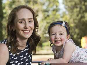 Gift of sound a Christmas miracle for Toowoomba toddler