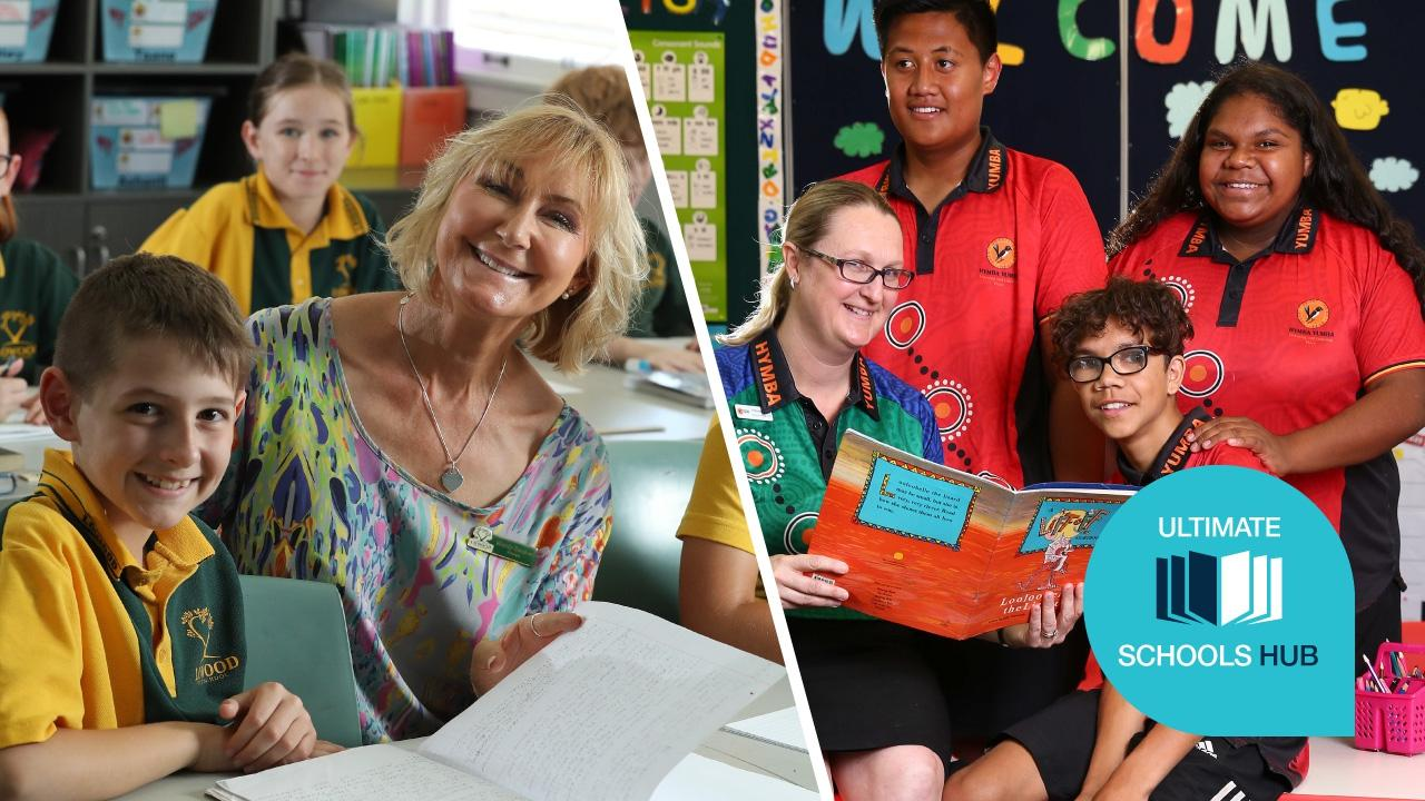 An analysis of five years' worth of NAPLAN results has revealed the schools that have improved their Year 5 and Year 9 student scores the most. Photo: Courier Mail