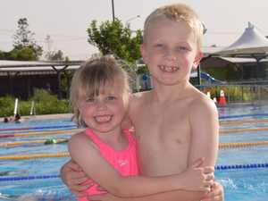 Meet the adorable swimmers competing at today's major comp