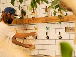 Byron gets 'first Australian' boozy kombucha tasting room