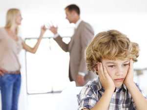 Trivial fights between adults 'damage kids'
