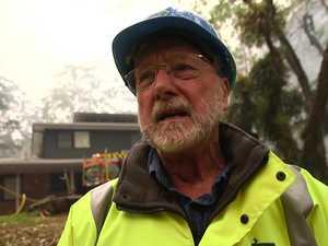 Residents praise fireys