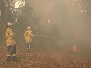 Upper Orara Fire