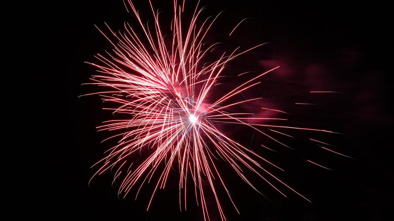 Fireworks will be missing from this year's Christmas in Cooroy.