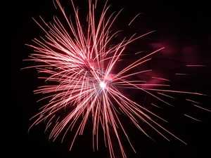 Christmas fireworks cancelled in Cooroy