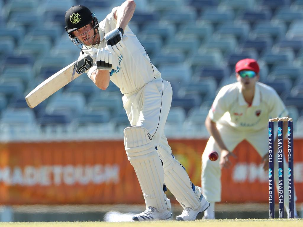 Cameron Bancroft played ten Test matches for Australia.