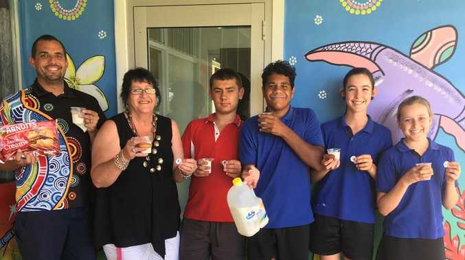 Positive biscuit behaviour: Eidsvold's new currency