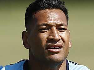 Folau plots NRL comeback plan