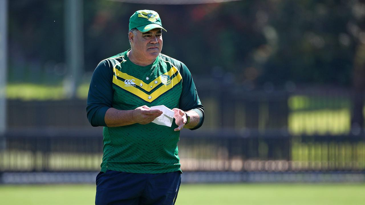 Mal Meninga believes his idea could be a game-changer. Photo: Toby Zerna