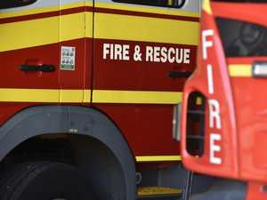 Fire crews called to Moolboolam fire