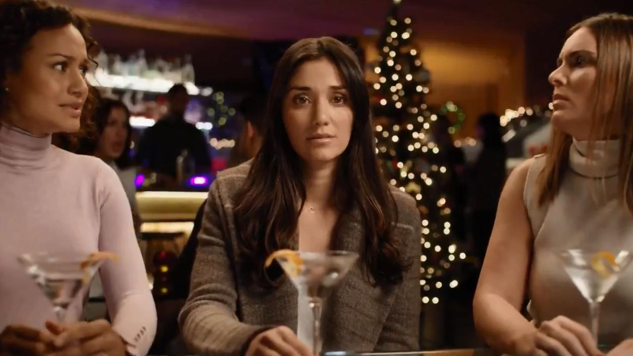 Girl from Peloton Christmas ad strikes back.