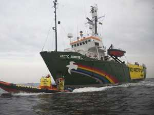 MPs push to strip Greenpeace of its tax breaks