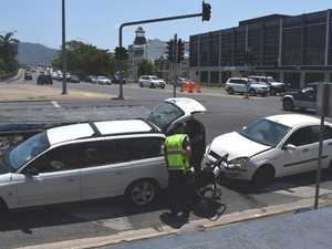 UPDATE: Children hospitalised after Rocky CBD crash