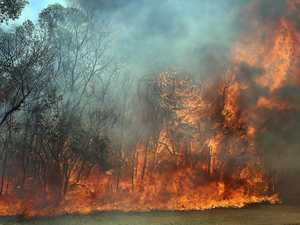 Conditions ease amid Queensland bushfire chaos
