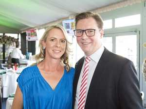 Cate and Matt Bell. TSBE and Harvey Norman