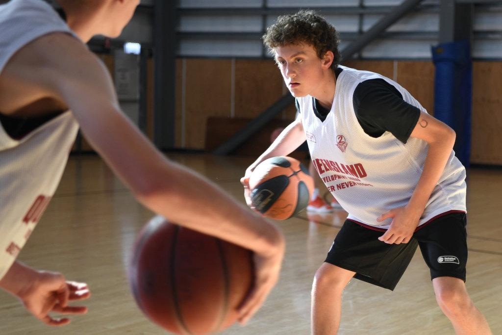 Image for sale: BASKETBALL U16 STATE TRIALS: Fletcher Doyle