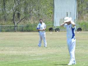 Gladstone v Rocky rep cricket 19