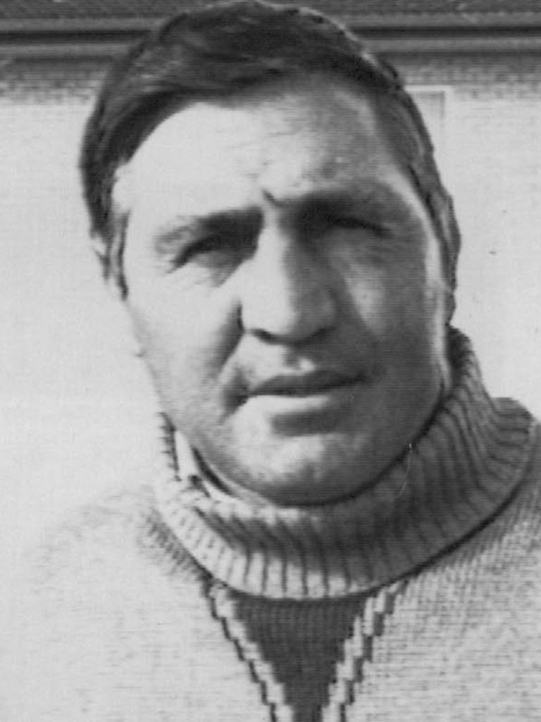 Antonio Sergi in 1977.