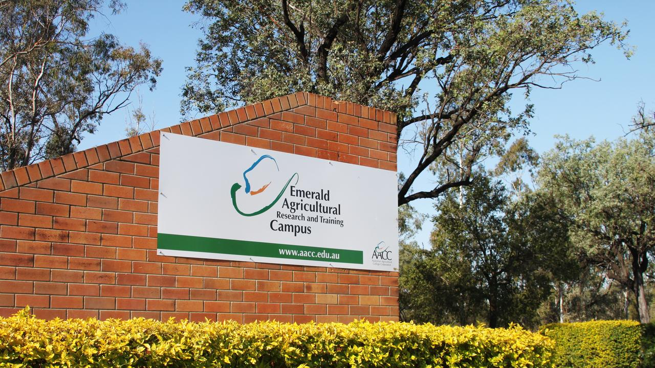 REPURPOSING: Emerald and Longreach agricultural colleges closed last week. Picture: Simon Green