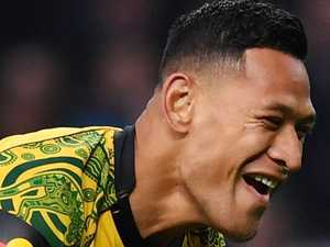 Folau just proved it was all about money