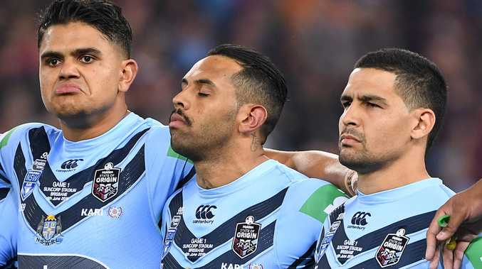 Buzz: NRL panic over Latrell's anthem bombshell