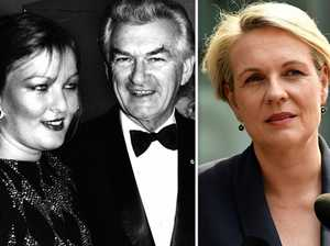 Plibersek 'no comment' on rape claims by Hawke's daughter
