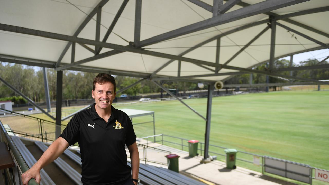 Western Pride technical director Mike Mulvey. Picture: Rob Williams
