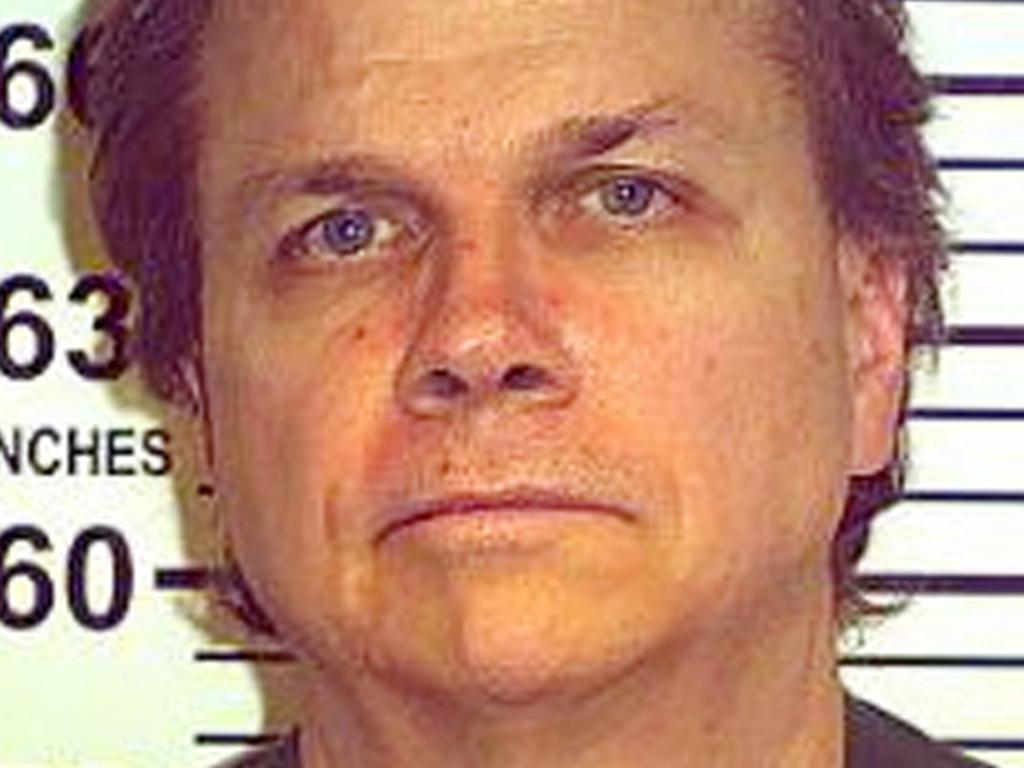 Mark David Chapman last applied for parole last year. Picture: New York State Department of Corrections/AP