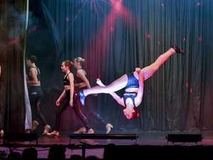 Revolucion Dance Studio concert