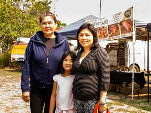 Tham Le, Sienna Vu and Hong Le from Hongs Kitchen
