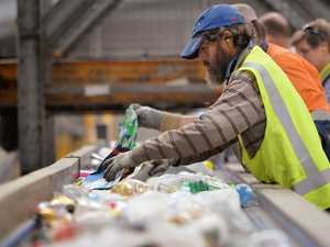 Recycling facility not meeting contamination standards