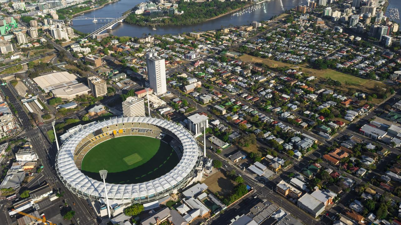 The Gabba could be used for the opening ceremony.
