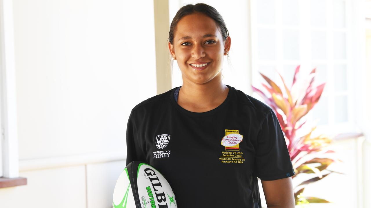 GREAT OPPORTUNITY: Rockhampton teenager Layne Ivey is excited about competing against some of the world's leading young rugby talent in New Zealand. Picture: ALLAN REINIKKA