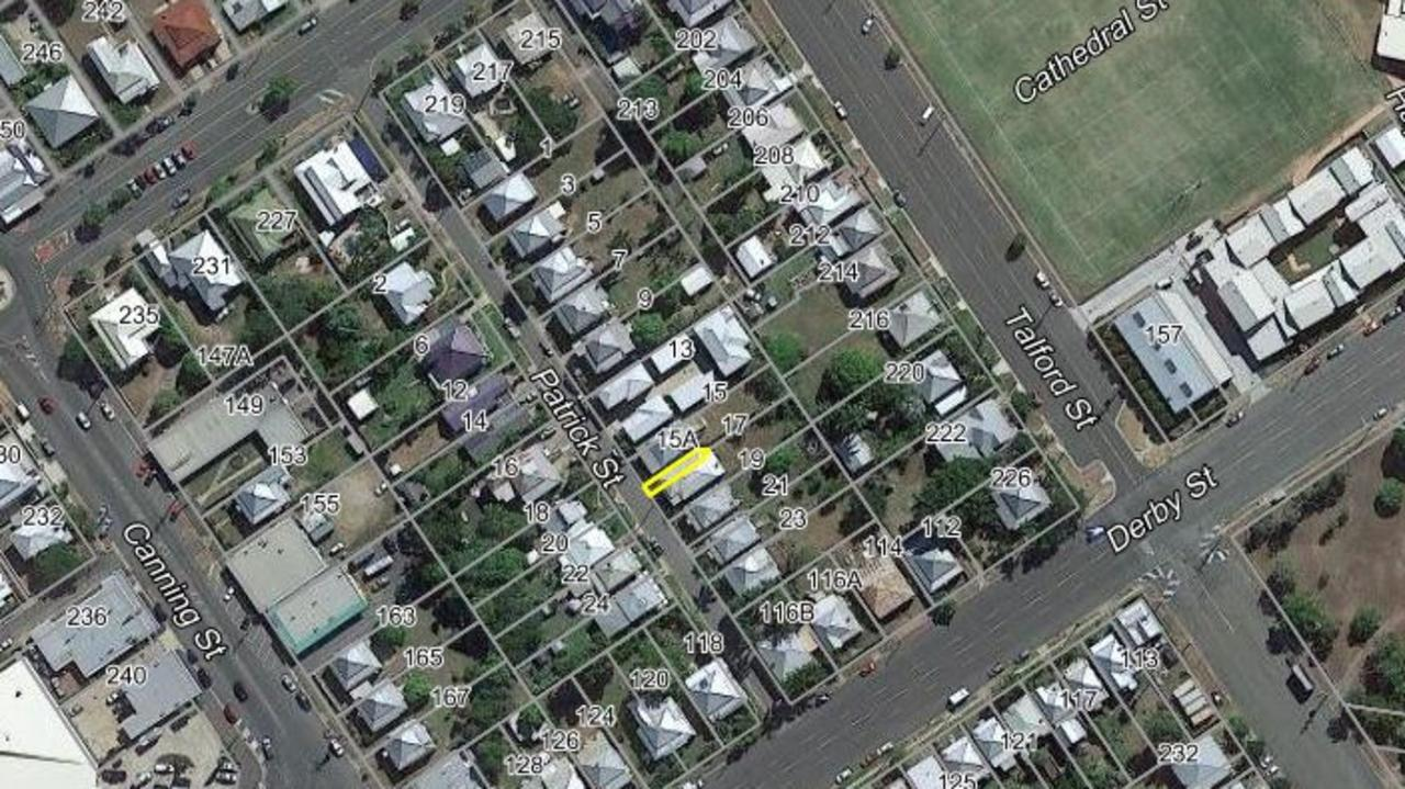 Rockhampton Regional Council is looking to sell 15A Patrick St, Allenstown.