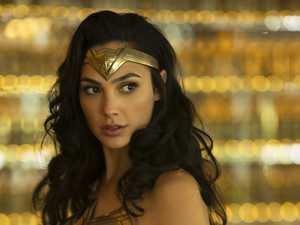 Dazzling Wonder Woman trailer drops