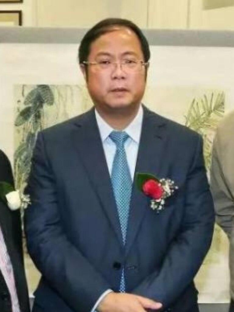 Huang Xiangmo.